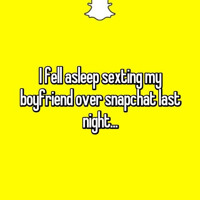 Www sexting snapchat