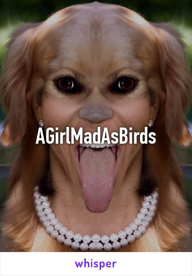 AGirlMadAsBirds
