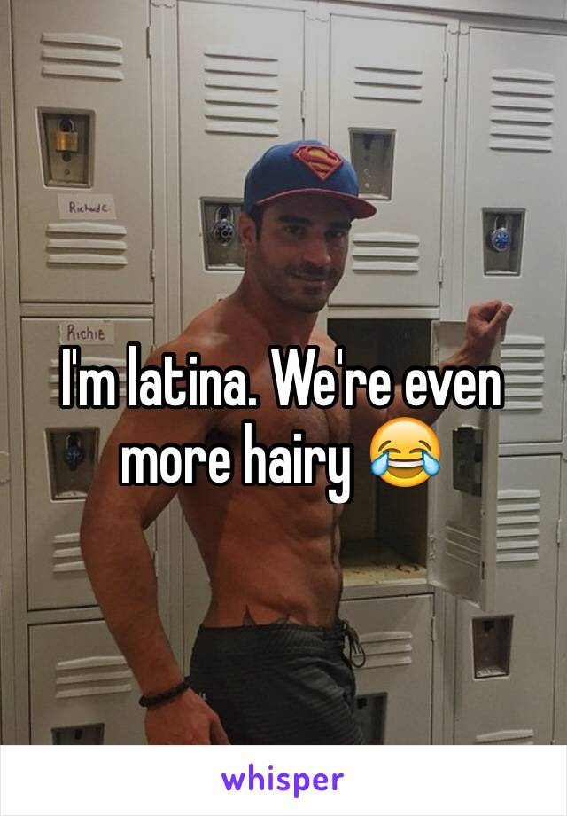 Hairy latina pictures