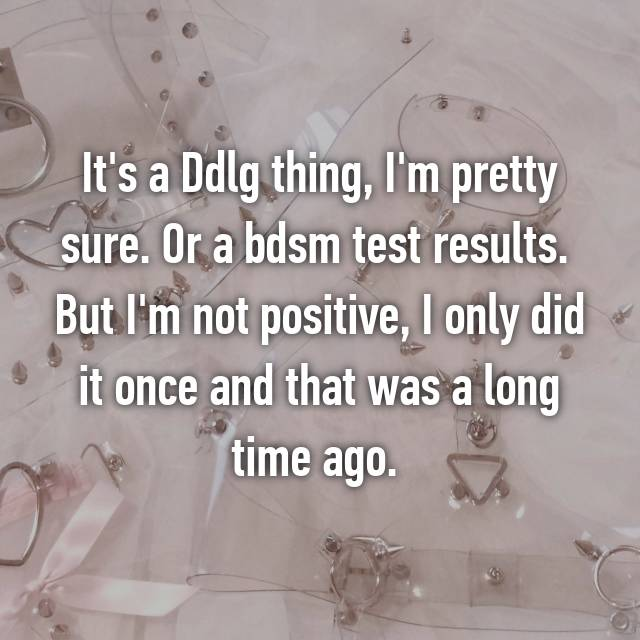 Test ddlg Personality Test