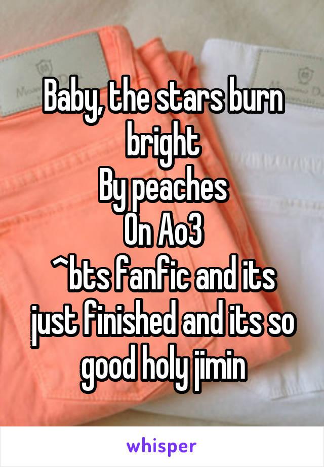 Best Bts Fanfics On Ao3
