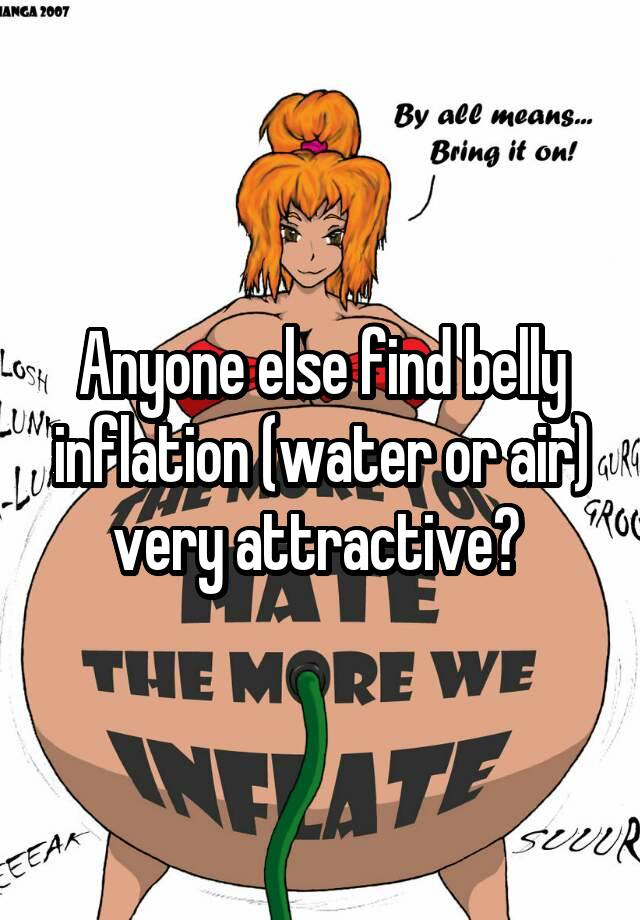 Inflation air belly Air Inflation