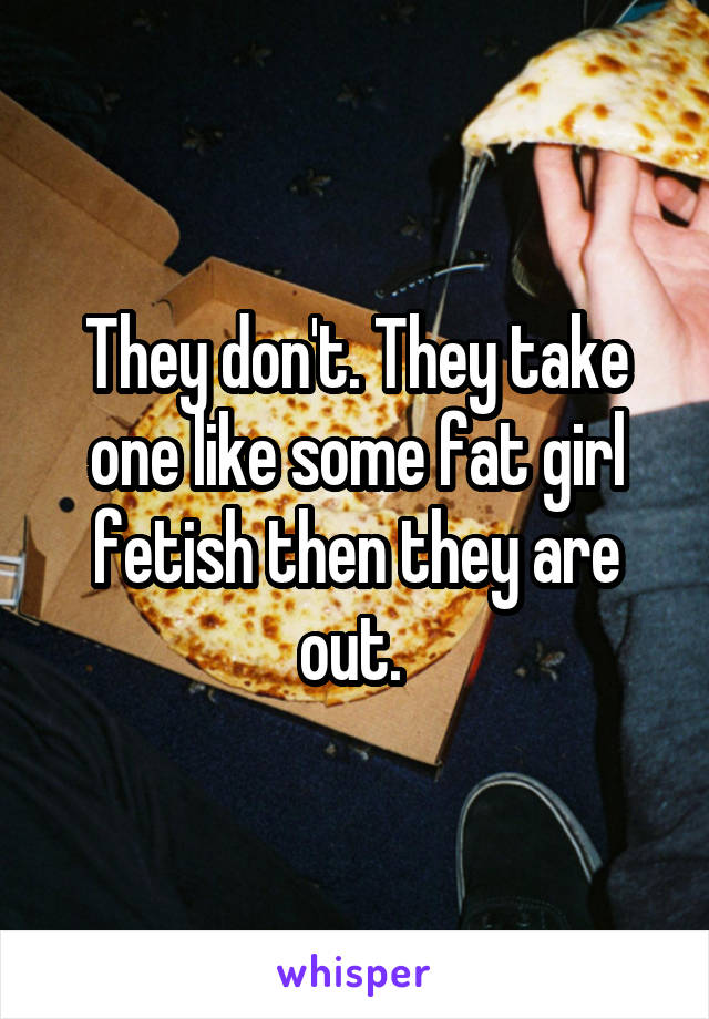 Apologise, Fat girl food fetish think