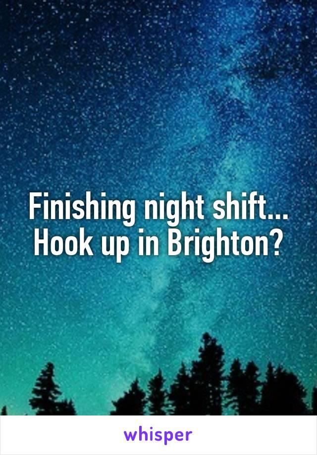 Brighton hook up