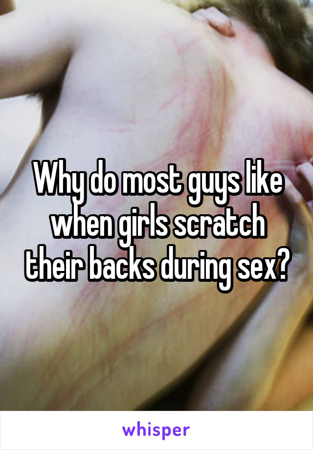what do most guys like in girls