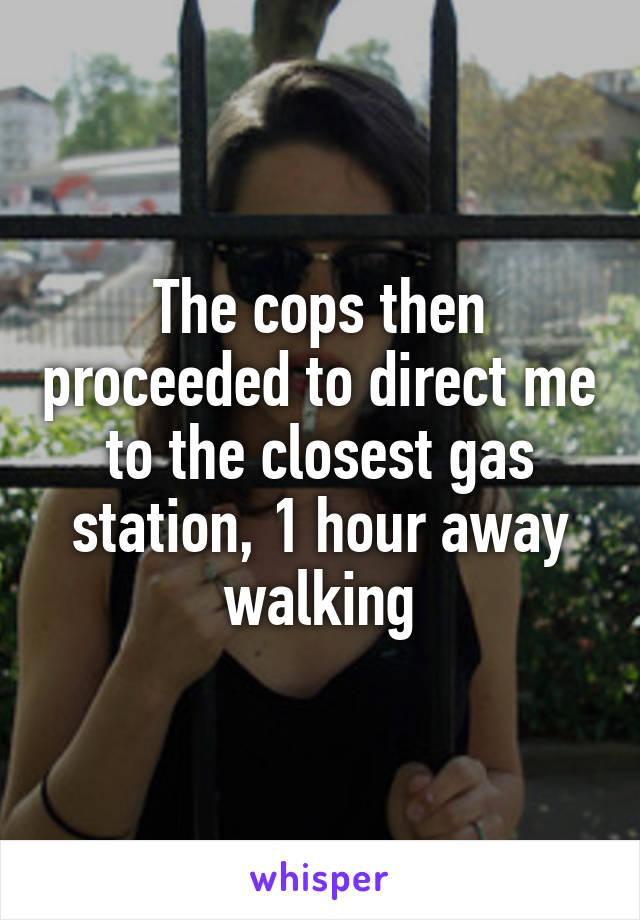 Closet Gas Station To Me