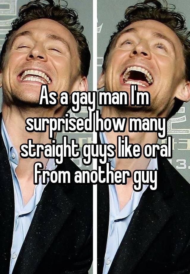 do guys like oral