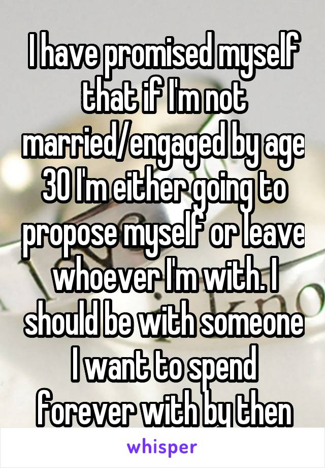 why i m not married