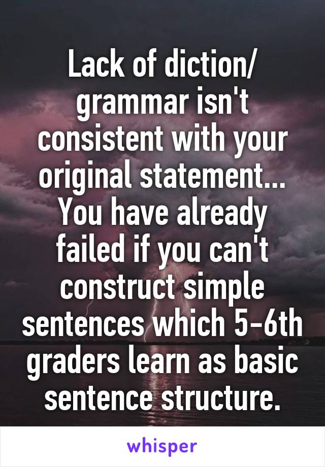 have already grammar