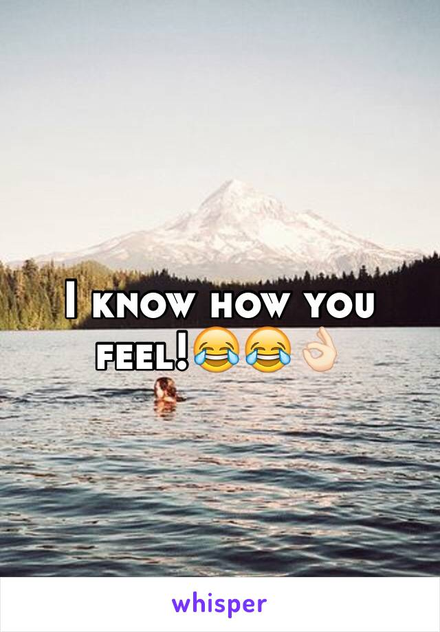 I know how you feel!😂😂👌🏻