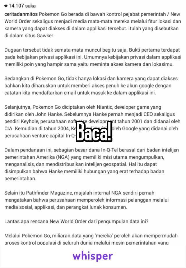 Baca!