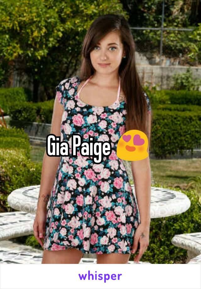 Gia Paige naked 175