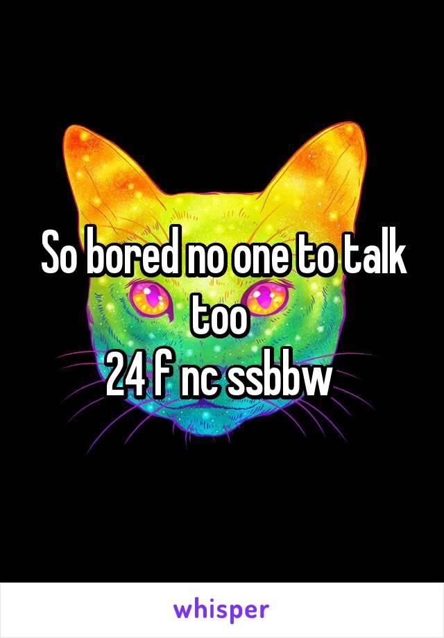 Ssbbw talk