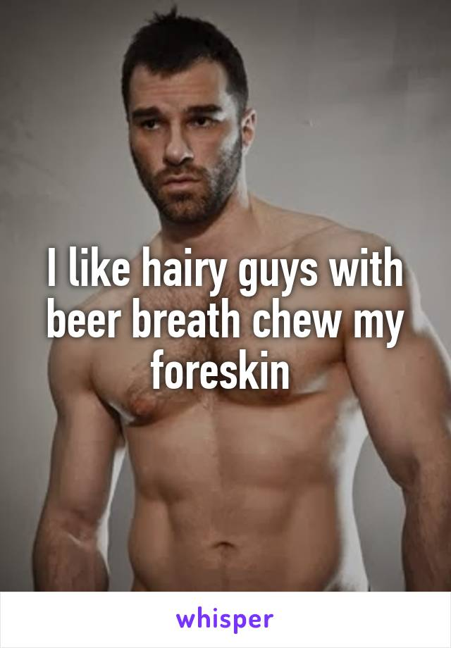 guys with foreskin