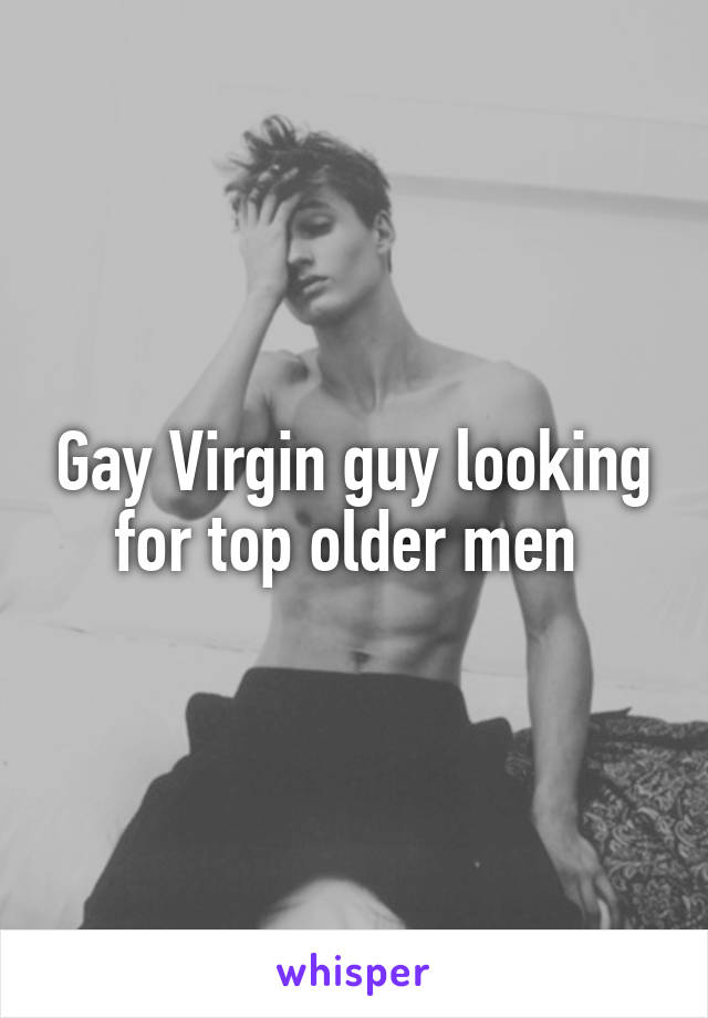 Looking for top guy