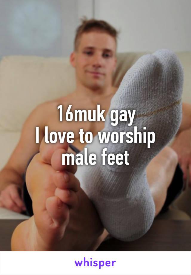 Gay male foot love pics pics 943