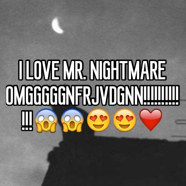 Does Anyone Else Listen To Corpse Husband And Mr Nightmare Nightmare may be the content creator that is mainly focused on, but he is not the only one that involved in content on this sub. whisper