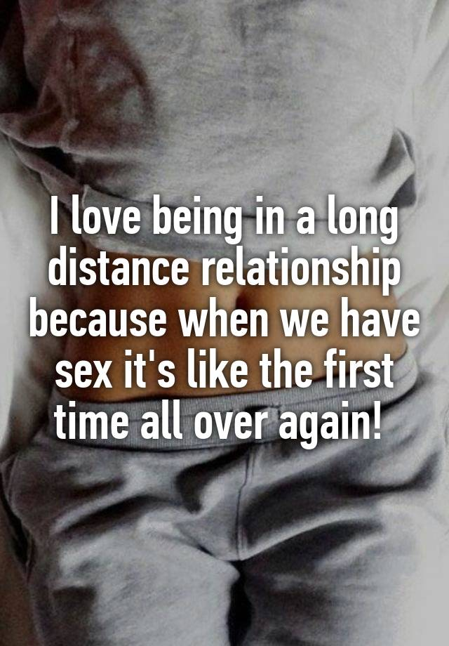 When to have first sex in a relationship