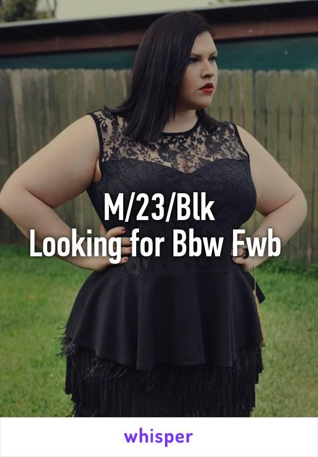 Blk bbw