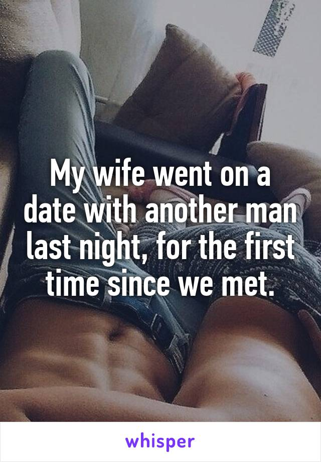 Wife First Time Other Man