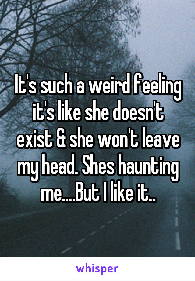 Weird feeling in head that comes and goes