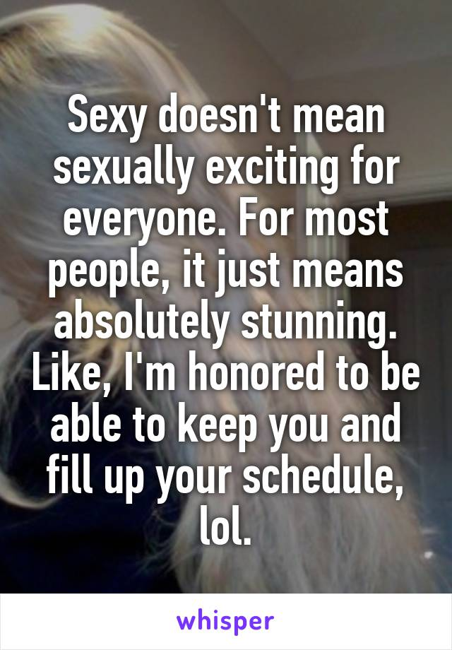 Sexually exciting pictures