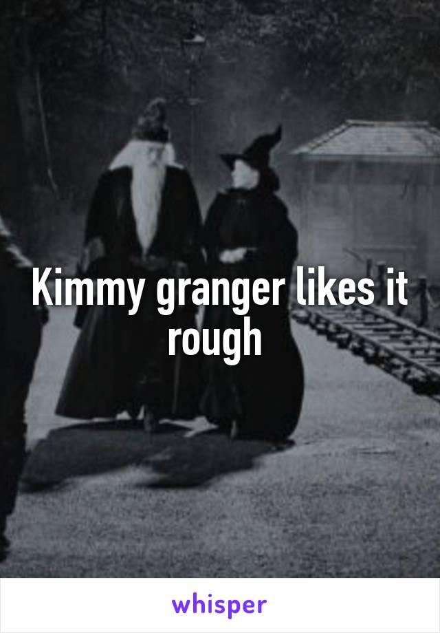 Kimmy granger likes it rough gif