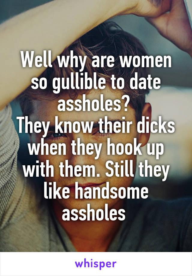 women are dicks