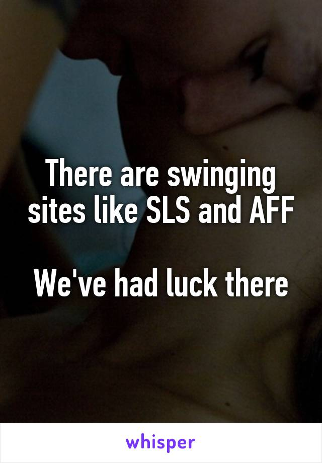 Sites like aff