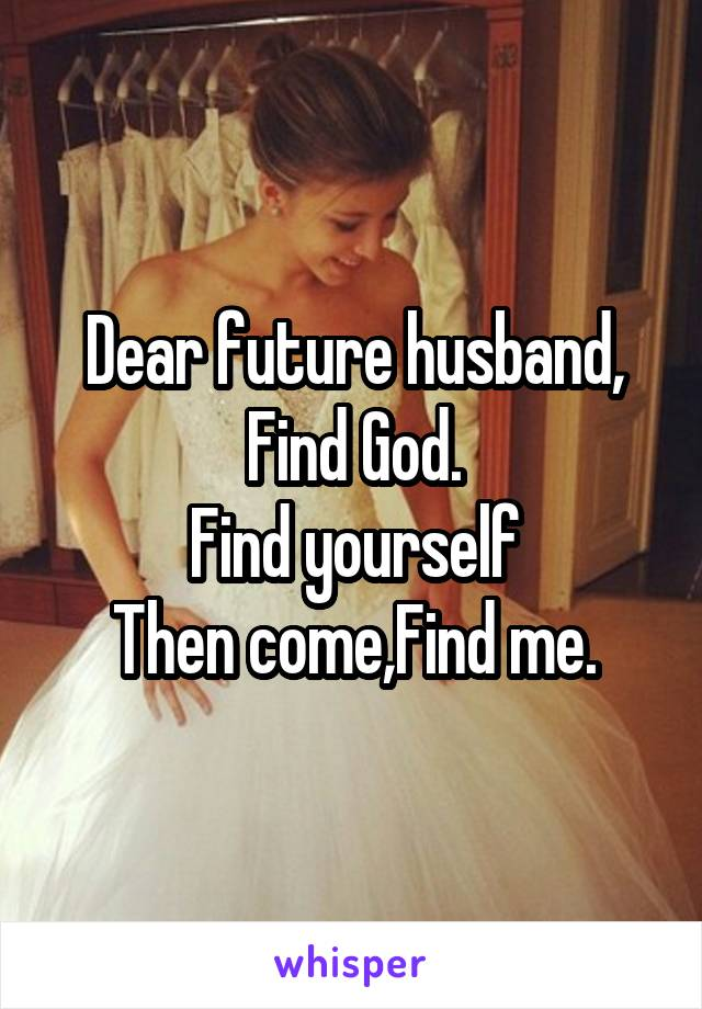 my perfect future wife essay