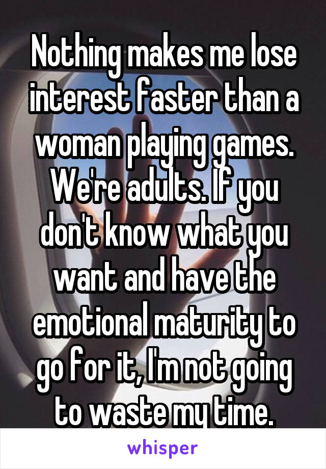 emotional maturity in adults