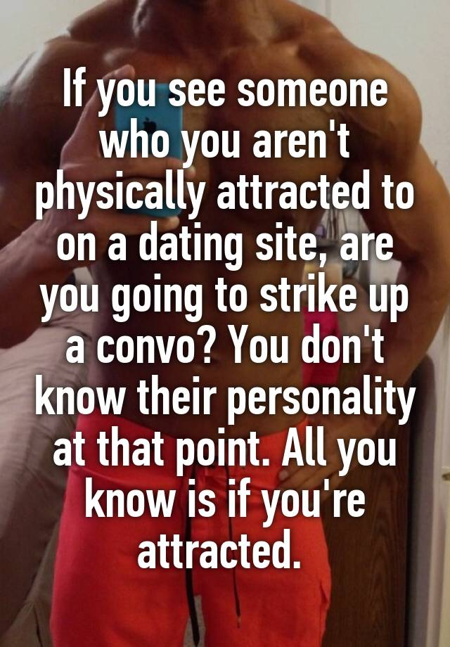 Strike up dating site