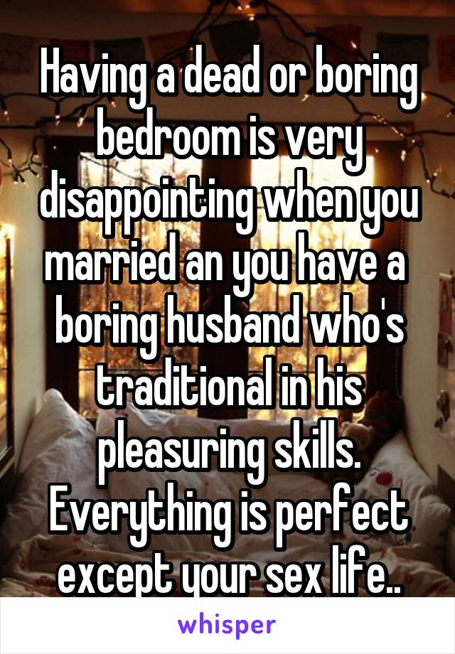 do except when the sex. What is everything to perfect