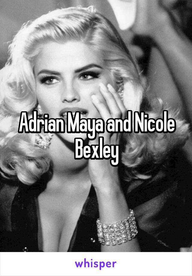 Nicole Bexley Black Cock