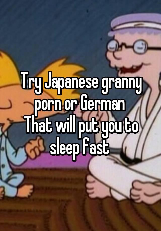 granny-porno-sleep