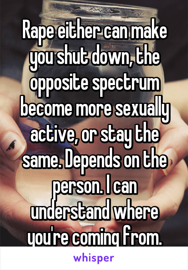 Become more sexually active
