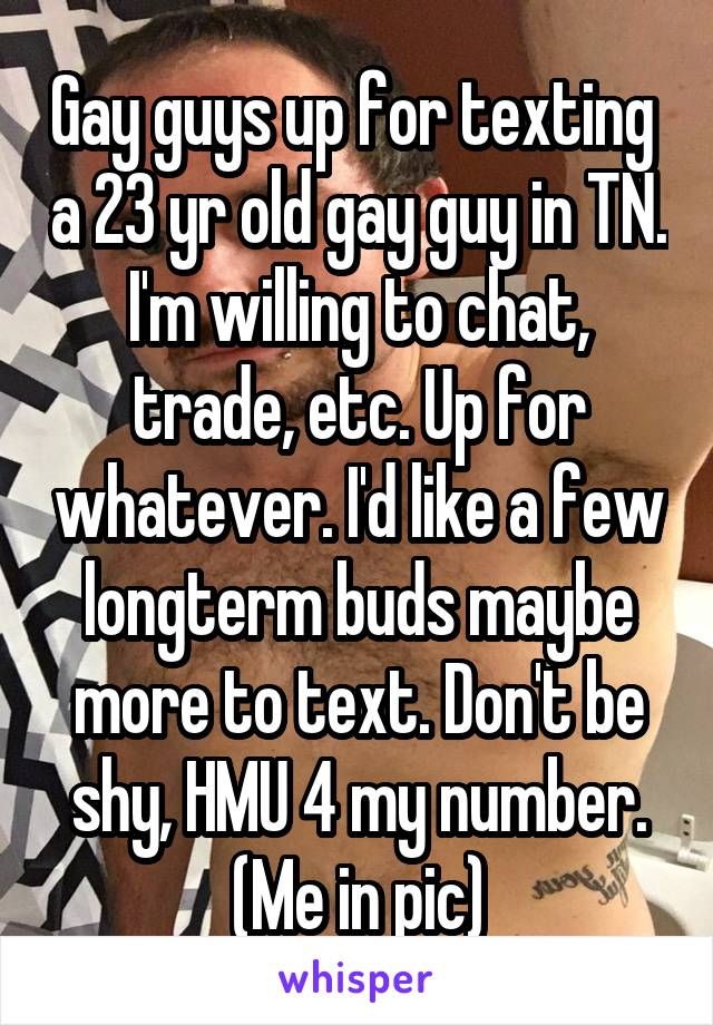 how to chat up a gay guy