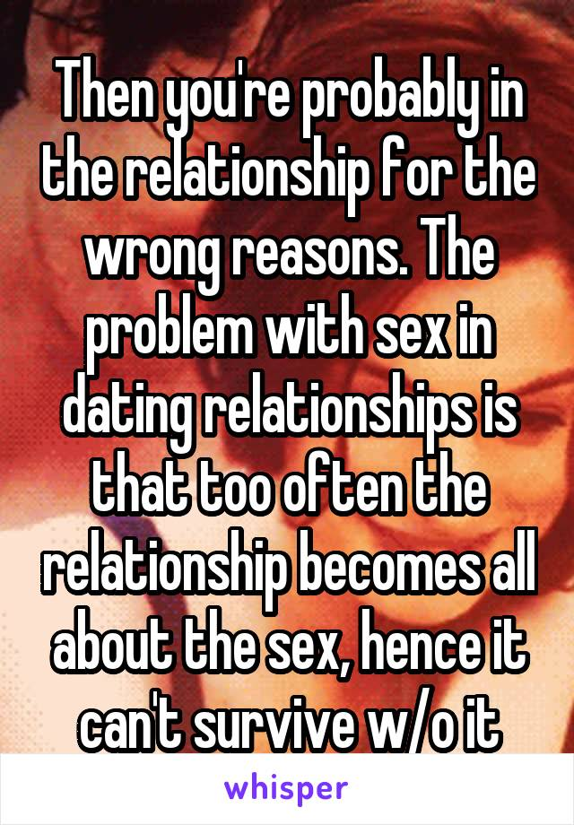 how dating becomes a relationship