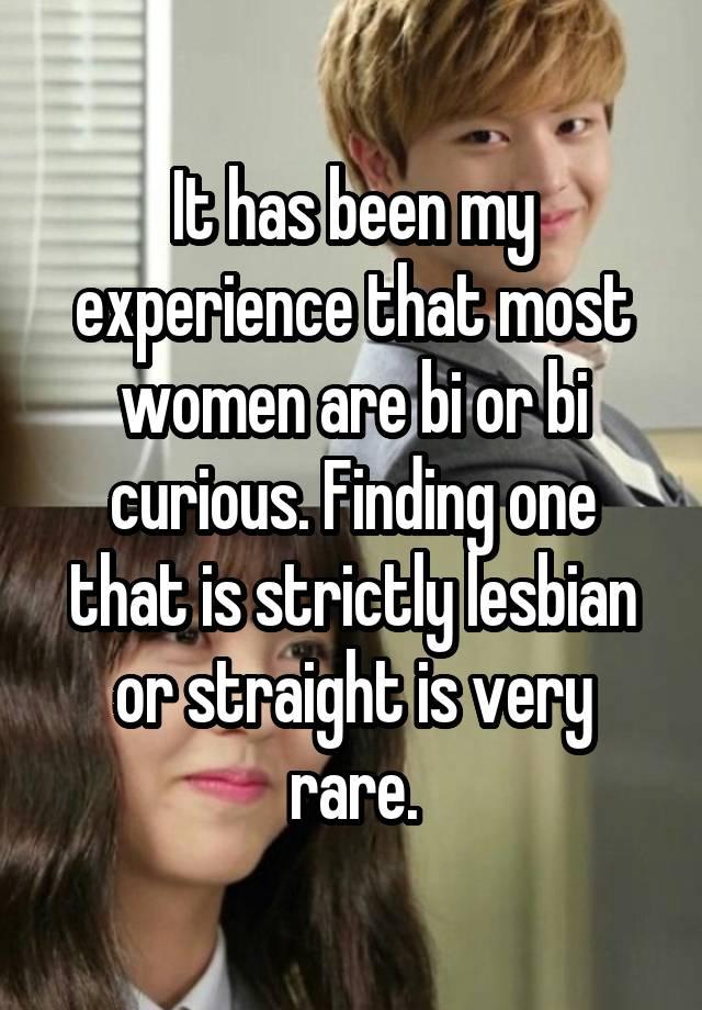 where to meet bi curious women