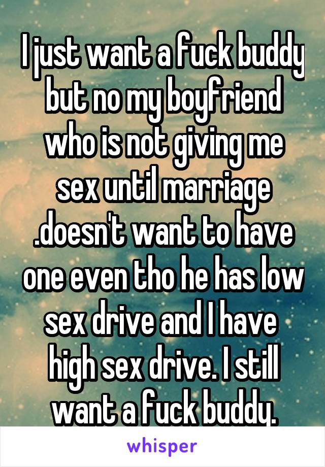 Why does my husband have a low sex drive