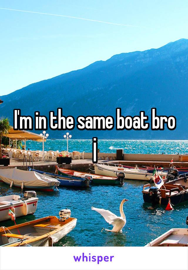 I'm in the same boat bro j
