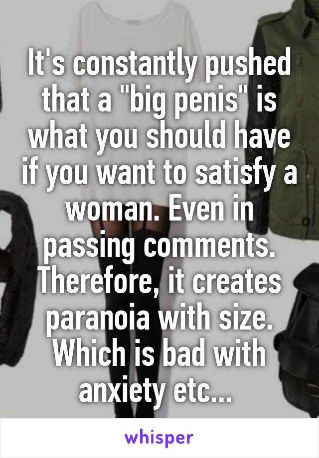 What to do to have a big penis