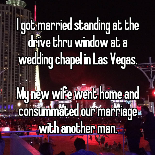 Shotgun Wedding: 16 Unreal Confessions From People Who Got