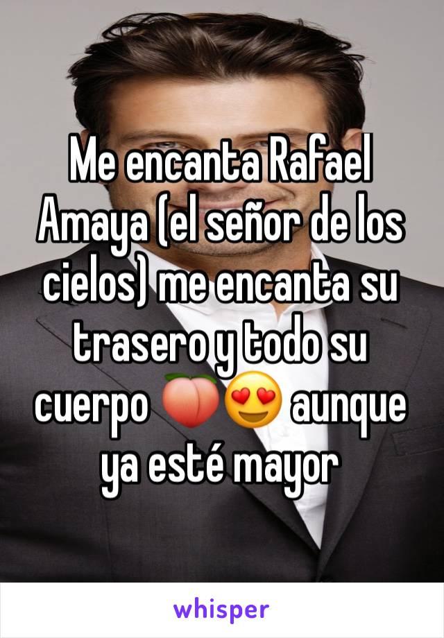 Me encanta Rafael Amaya (el señor de los cielos) me encanta su trasero y todo su cuerpo 🍑😍 aunque ya esté mayor