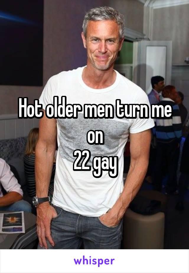 Hot older men pics