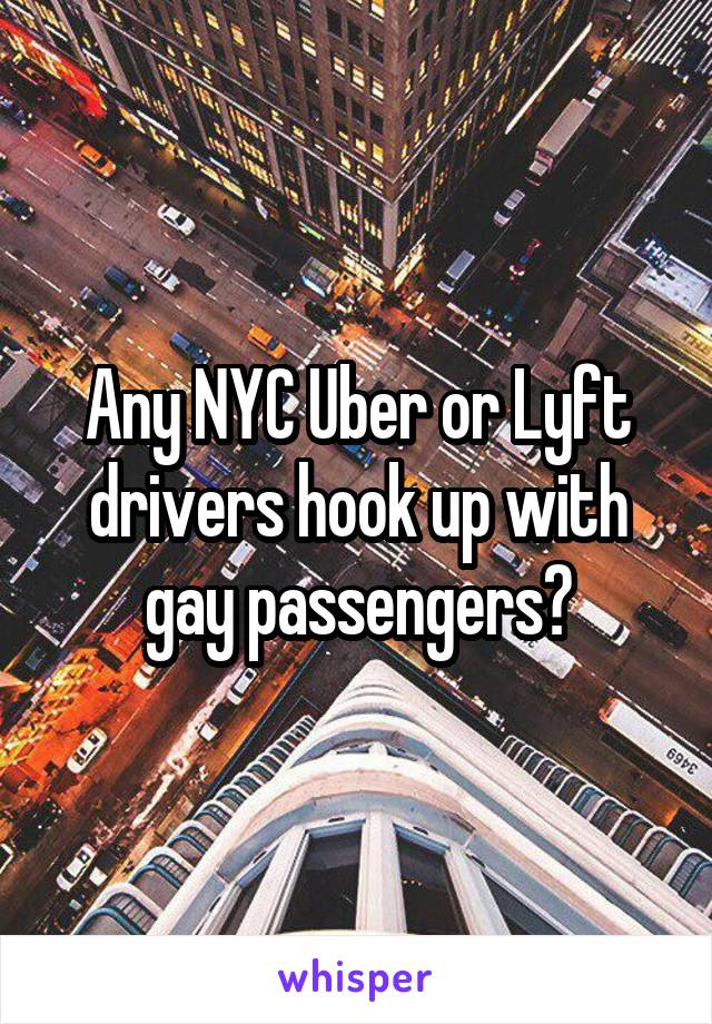 hook up in nyc