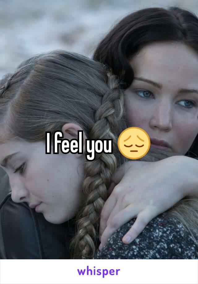 I feel you 😔