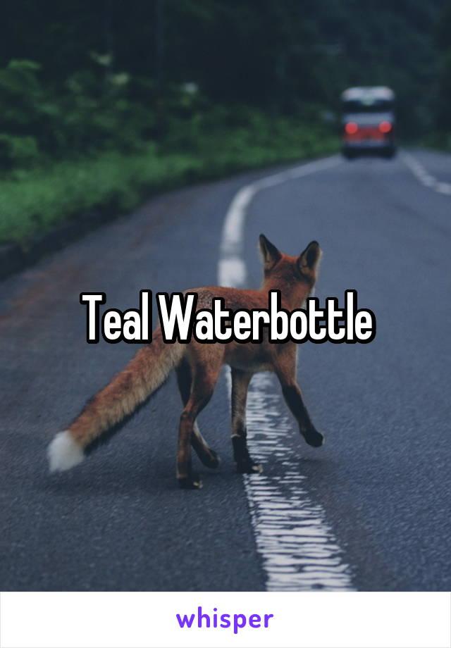 Teal Waterbottle