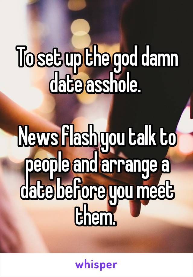 asshole are Flash you an