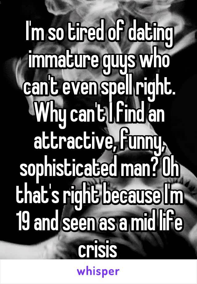 Immature guys dating — photo 7